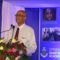 Seminar By Capt Ashok Mohapatra